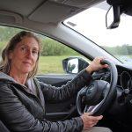 Fahrlehrerin Margarete Nösterer
