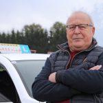 Fahrschullehrer Stefan Haydter