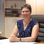 Bürokraft Marianne Freinschlag